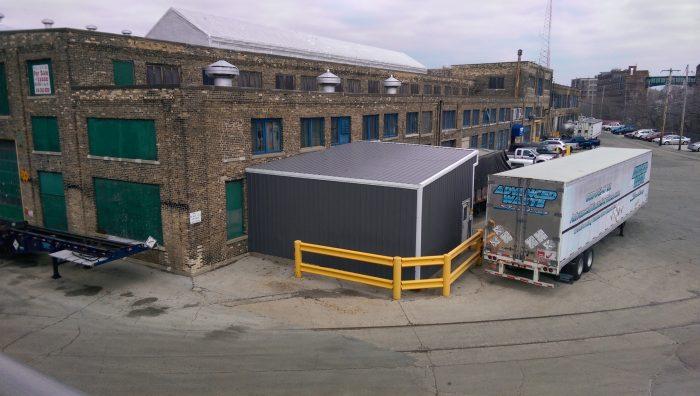 Warehouse Installation